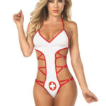 Mapale by Espiral Hot & Ready Sexy Nurse Costume
