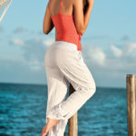 Mapale Swim & Beachwear Flowing Summer Pants