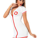 Mapale by Espiral 3 Pce Nurse Costume