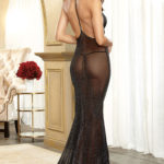 Dreamgirl Amore Shimmering Gown