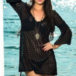 Mapale Swim & Beachwear Sunburst Beach Cover Up