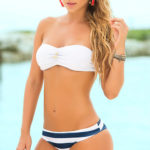 Mapale Swim & Beachwear 2 Pce Nautical Bikini