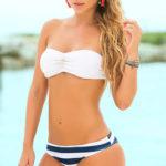 Mapale Swim & Beachwear 2 Pce Nautical Bikini