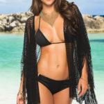Mapale Swim & Beachwear Crochet Kimono