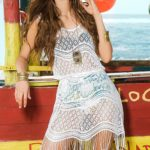 Mapale Swim & Beachwear Boho Chic Crochet Look Cover Up