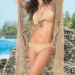 Mapale Swim & Beachwear Open Weave Cover Up